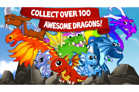DragonVale MOD APK 2.1.1 (Unlimited Gold + Crystals) Full ...