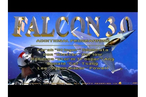 Falcon 3.0: Operation: Fighting Tiger gameplay (PC Game ...