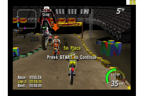 Excitebike 64 Screenshots | GameFabrique
