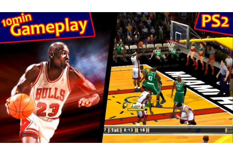 NBA 2K11 ... (PS2) - YouTube