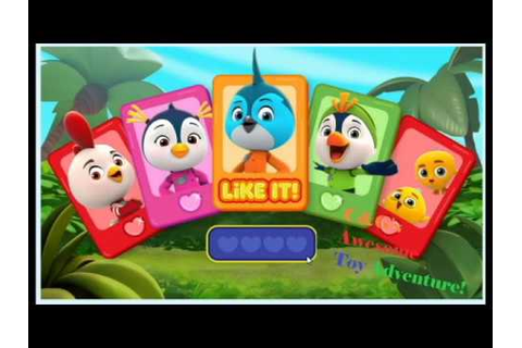 Top Wing Game! Like it! Fun Nick Jr game! - YouTube