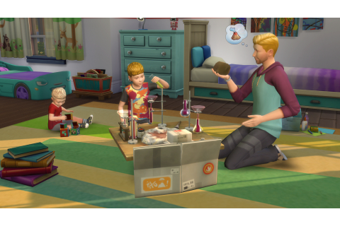 Community Blog: Become a Better Sim Parent with The Sims 4 ...