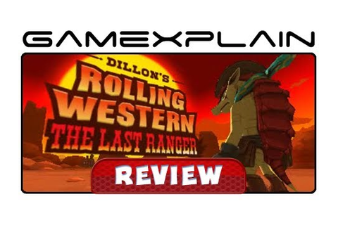 Dillon's Rolling Western: The Last Ranger - Video Review ...