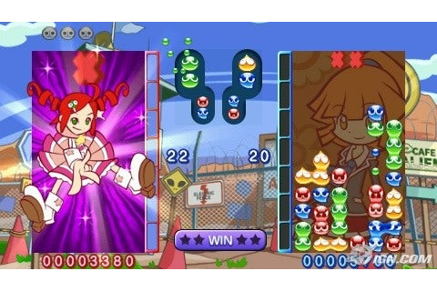 Puyo Puyo 7 Screenshots, Pictures, Wallpapers ...