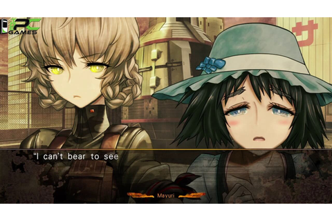 Steins Gate 0 PC Game Highly Compressed Free Download