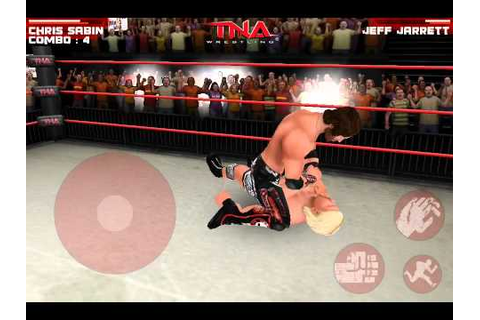 TNA Wrestling iMPACT by Namco Bandai Games iOS Gameplay ...