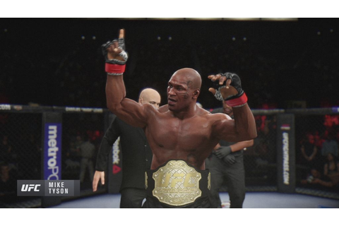 EA Sports UFC 2 : Game Over Online