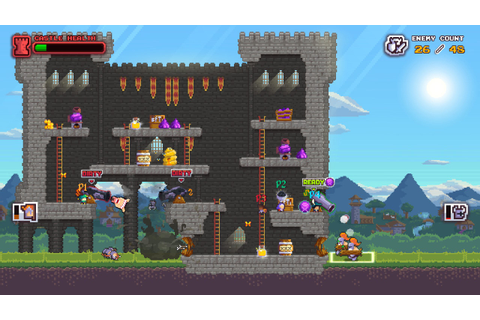 No Heroes Here (Switch eShop) Game Profile | News, Reviews ...