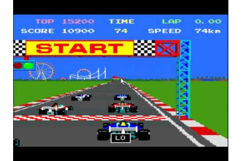 Pole Position 2 - Classic Arcade - YouTube