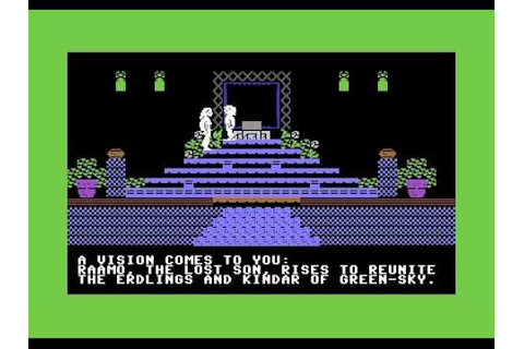 Below The Root (C64) - Longplay - YouTube