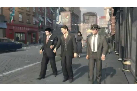 Official Mafia 2 [HD] video game trailer PS3 X360 PC - YouTube