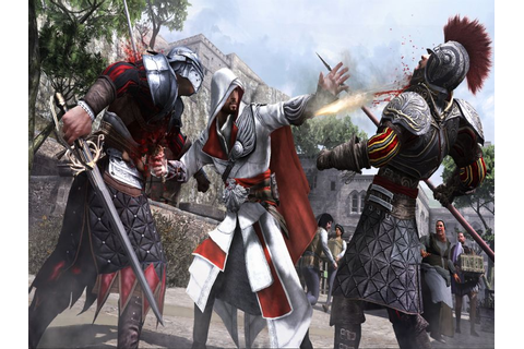 Download Assassin's Creed Brotherhood Game Highly ...