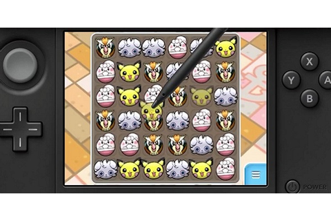 Pokemon Shuffle Impressions: Free-To-Play 3DS Game Is ...