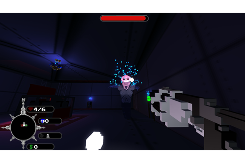 Indie Retro News: Paranautical Activity - Roguelike FPS