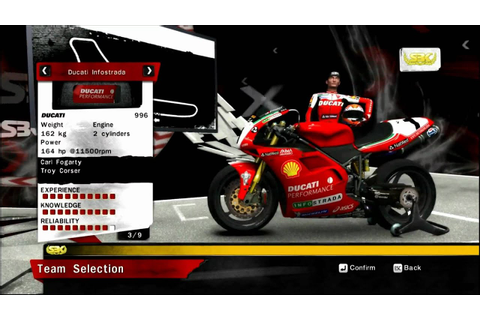 SBK 2011 Legends - Gameplay PC - YouTube