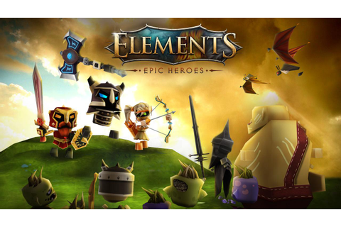 Elements: Epic Heroes - Android-apps op Google Play