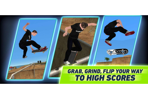 Pull Off Tricks On The Go With Tony Hawk's New ...