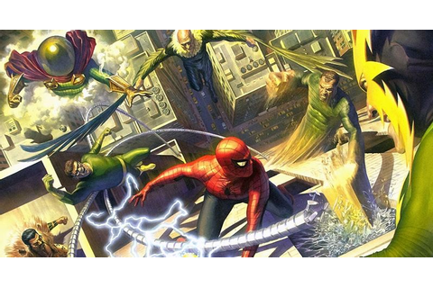 Is Spider-Man: Homecoming 2 Introducing The Sinister Six?