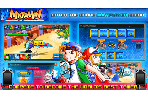 Pokemon clone Micromon is free for iOS for a limited time