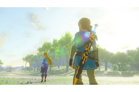 The Legend of Zelda: Breath of the Wild runs at 900p ...