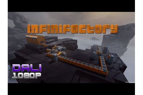 Infinifactory PC Gameplay 60fps 1080p - YouTube
