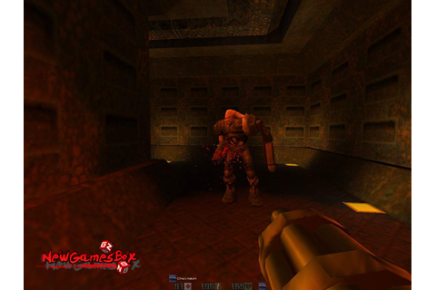 Quake II: Quad Damage PC Game Free Download