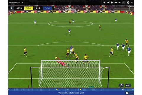 Football Manager 2017 Game - Hellopcgames