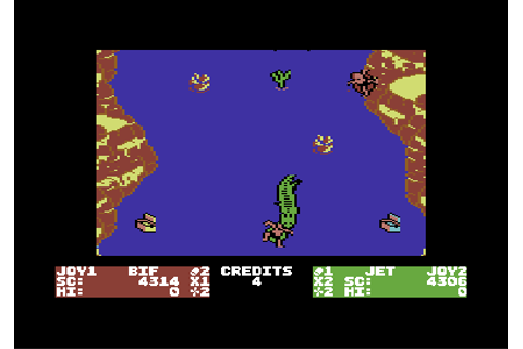 Download Toobin' - My Abandonware