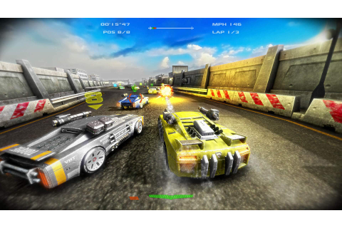 Top 10 Best Free Combat Racing Games to Play in 2018 - Broodle