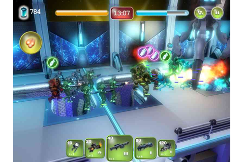 Alien Hallway Game Download Free For PC Full Version ...