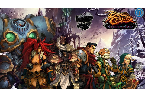 Battle Chasers: Nightwar Is Reminiscent Of PS1 And ...
