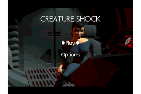 Creature Shock (1996) by Argonaut Games 3DO game