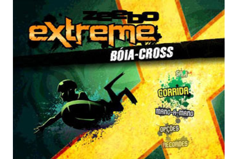 Zeebo Extreme: Bóia Cross (2009) by Tectoy Digital Zeebo game