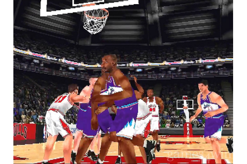 NBA Live 98 Download on Games4Win