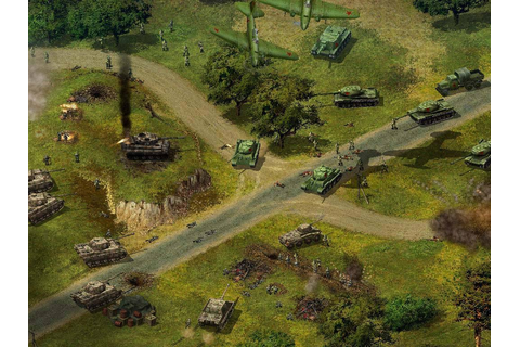 Download: Blitzkrieg PC game free. Review and video: Real ...