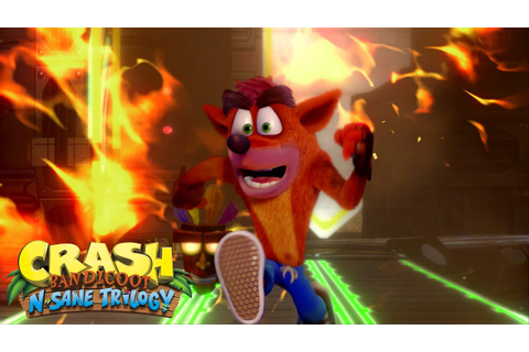 Crash Bandicoot | Home