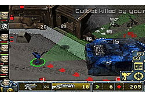 Warhammer 40,000: Squad Command Review for the Nintendo DS ...