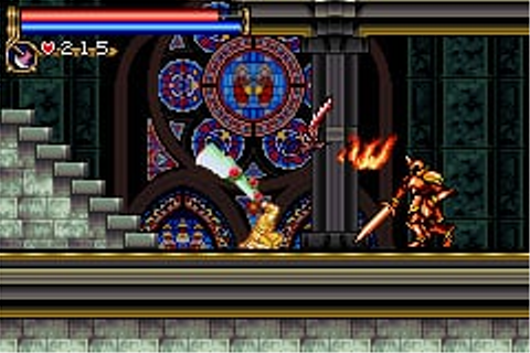 Castlevania: Circle of the Moon Review (Wii U eShop / GBA ...