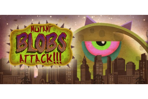 Tales From Space: Mutant Blobs Attack on Steam