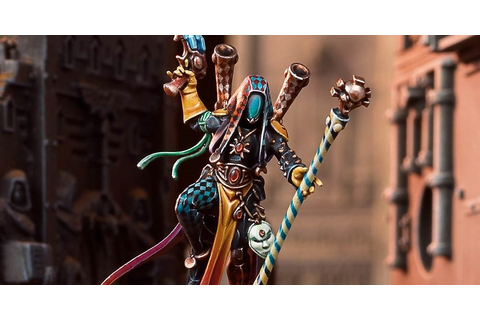 40K: Harlequins FAQ Released So Quit Clowning Around ...