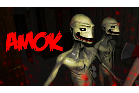 AMOK - MORE LIKE A-MESS, Full Playthrough - Bad Indie ...