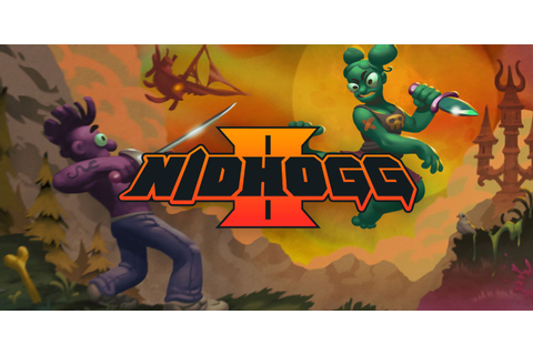 Nidhogg 2 Switch Review: A Match Made in Heaven | ScreenRant