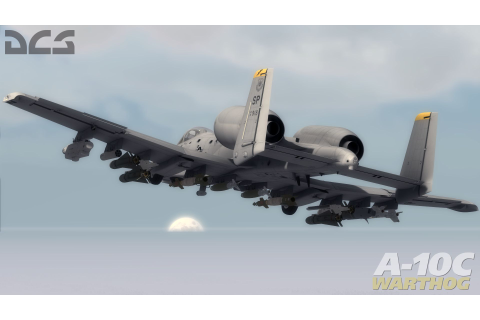 DCS:A10C Warthog - Buy and download on GamersGate