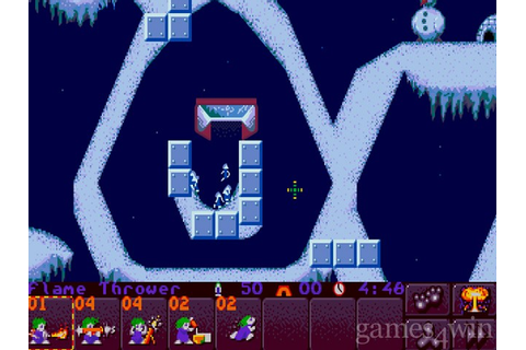 Lemmings 2 - The Tribes. Download and Play Lemmings 2 ...