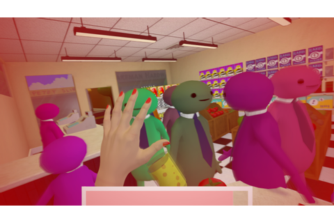 Mister Mart by Studio217 for Leap Motion 3D Jam 2015 - itch.io