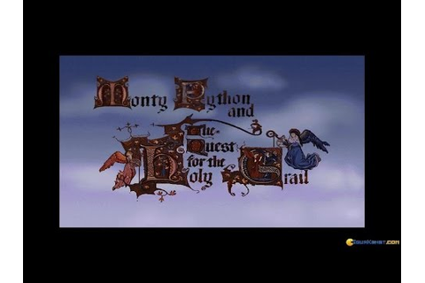 Monty Python's Quest for The Holy Grail gameplay (PC Game ...