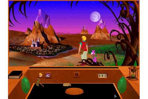 Torin's Passage (1995) by Sierra On-Line Windows game