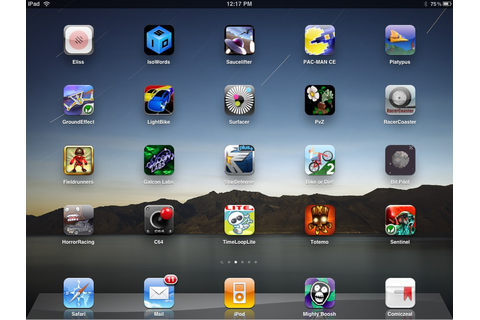 Top 20 iPhone games for the iPad. | Eliss -$2.99- Already ...