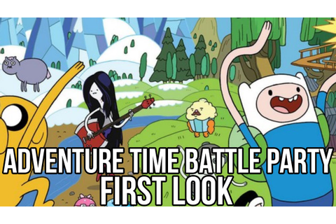 Adventure Time Battle Party (Free MOBA Game): Watcha ...