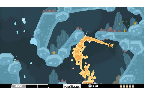 Fluid dynamics! Q-Games talks PixelJunk Shooter 2